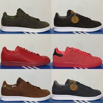 8e3a590b0 ADIDAS ORIGINALS STAN Smith Retro Casual Shoes -  52.46