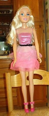 Mattell Barbie Just Play 28 In Blonde