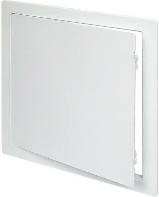 12 x 12 in. Plastic Wall Ceiling Access Panel White UV Resistant Easy To Install