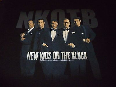 New Kids On The Block Tour Shirt ( Used Size XL ) Very Nice Condition!!!