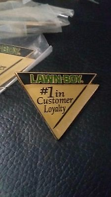 Lawn-Boy Pin---In Factory Sealed Bag---