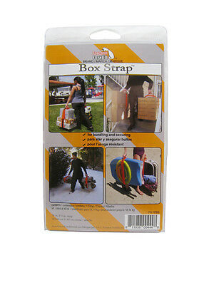 Box Strap Forearm Forklift for Carrying Boxes up to 40lb - New in Packaging