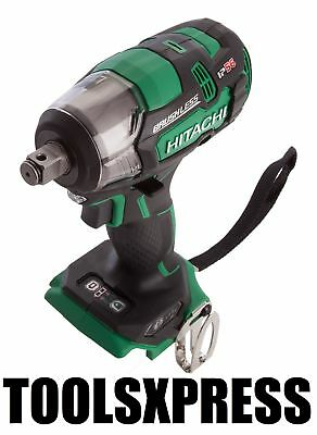 New Hitachi Ip56 Brushless Impact Wrench 18 Volt Wr18Dbdl2 - Tool Only