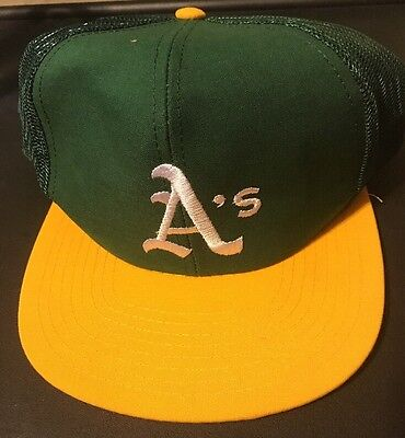 Oakland A's NWT SnapBack Mesh Hats - Multiples Available!!