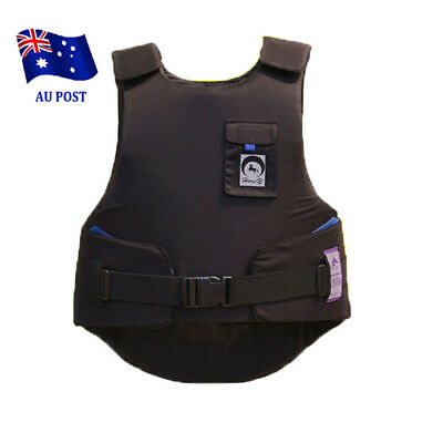 Horse Riding Body Protector Equestrian Eventer Safety Vest Adults Size EA