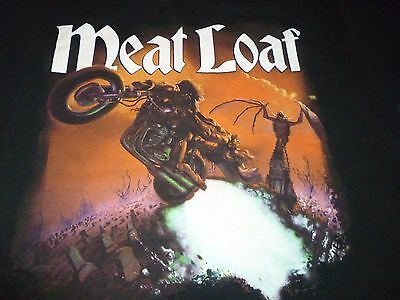 Meat Loaf 2003 Tour Shirt ( Used Size L ) Very Good Condition!!!