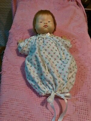 "Doll Gown Made For Vogue 12"" Baby Dear Doll"