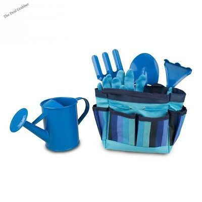 Kids Gardening Tool Set (blue)