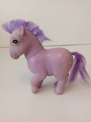 My Little Pony Vintage Piggy Pony Blossom Rare Spanish