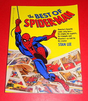 The Best Of Spider-Man by Stan Lee -- Comic (Marvel - US-Comic)