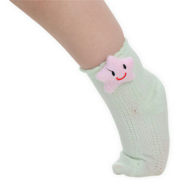 Baby Socks for Boys and Girls 3 & 6 Pairs Assorted From Newborn to 5 Years