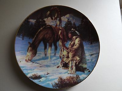 Hamilton Collection Plate The Last Warriors - Twilight's Last Gleaming (70,196)