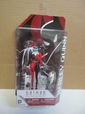 HARLEY QUINN action figure Batman: AThe Animated Series MISB 2015 DC Comics