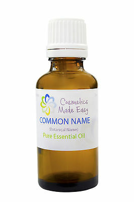 30ml Pure Essential Oil - M to Z (Choose Variety) A to L in Ebay Shop