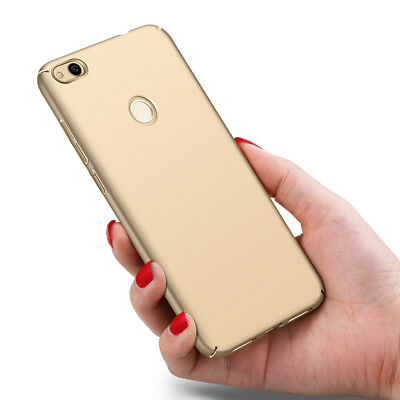 Shockproof Slim Matte PC Hard Back Case Cover Protective For Xiaomi Redmi Phone