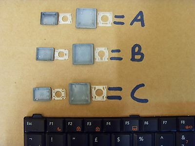 Dell Latitude E6220 E6320 E6330 E6420 E6430 E6430S Any Back Lit Key E5420 E5430