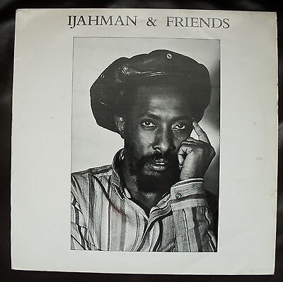 Ijahman & Friends Lp 1988