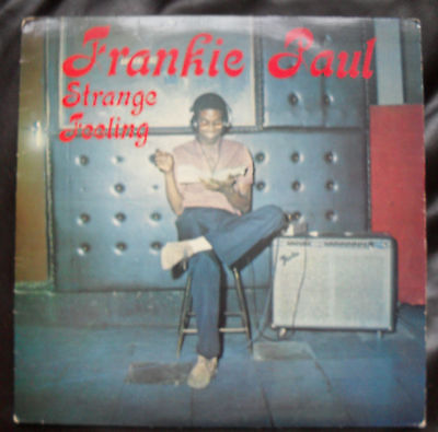 Frankie Paul Strange Feeling Lp