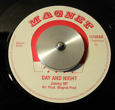 JIMMY Mc DAY AND NIGHT MAGNET REPRESS