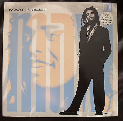 Maxi Priest/maxi Lp 1987