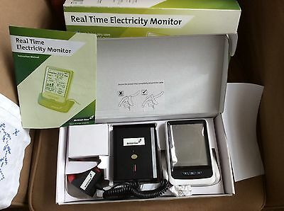 British Gas real time energy monitor