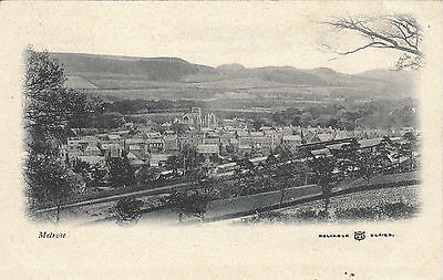 General View, MELROSE, Roxburghshire