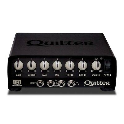 Quilter Labs 101 Reverb, 50W Amplifier Head