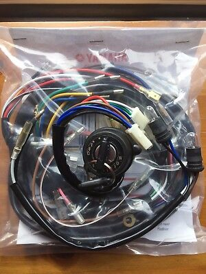 fs1e Top ignition wiring loom, ignition switch,speedo wiring final offer.