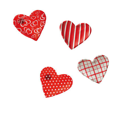Hand Warmer Heart Pattern Love Partner Gift Reusable Pocket Warmer