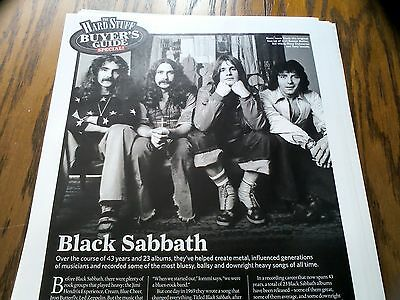 Black Sabbath Buyers Guide Best Albums Single Article Classic Rock Kerrang