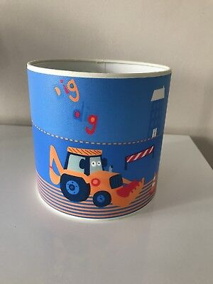 Little Digger Lampshade