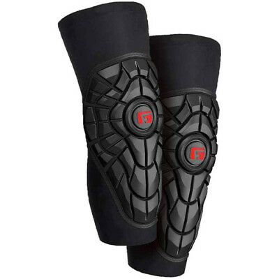 G-form Elite Unisex Body Armour Knee Pads - Black All Sizes