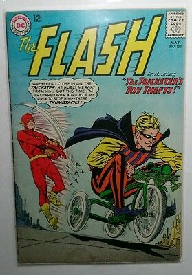 The Flash #152  1965 In Great Condition