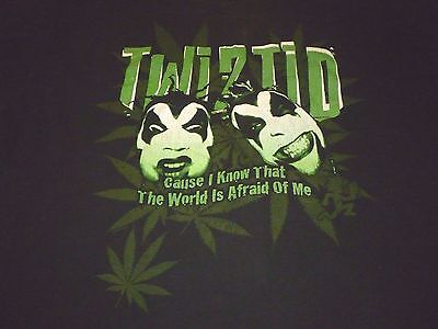 Twiztid / ICP Shirt ( Used Size XXL ) Very Good Condition!!!