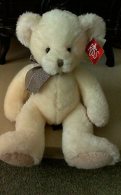 Retired Collectable Russ Berrie Bears From The Past Lillian No: 4397