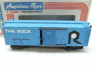 American Flyer The Rock Box Car 9701