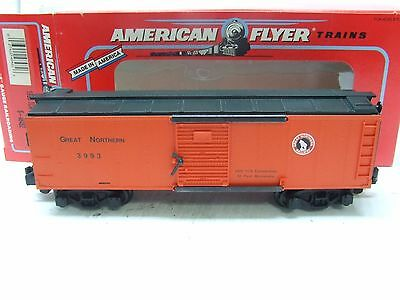 American Flyer 1993 Tca Convention Box Car 48482