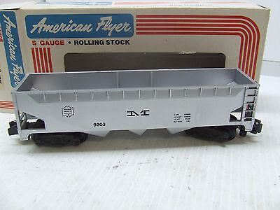 American Flyer Boston & Maine Hopper Car 9203