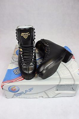 Graf Richmond Special Figure BOOT ONLY - Black