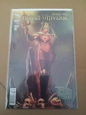 Grimm Fairy Tales Presents: Grimm Universe #3 - Cover A