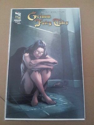 Grimm Fairy Tales  #78 - Cover B