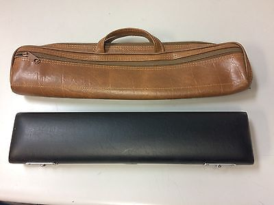 C Foot Flute Case with Case Cover (F)