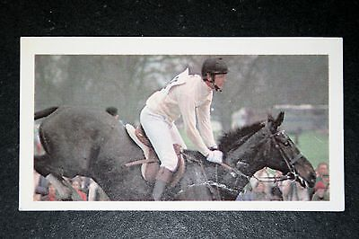 Show Jumping   Richard Meade      Photo Card  VGC