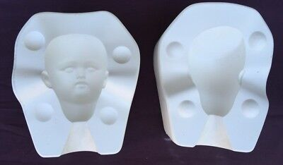 Bell Molds - 2393 Doll Head Mold