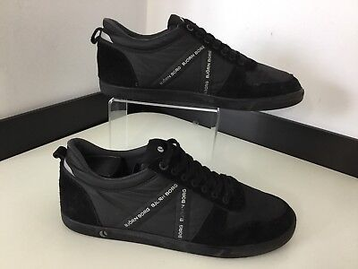 BJORN BORG TRAINERS Black Perforated Size 41   UK 7   US 8 RRP £80 ... 3ec3a2d01bd