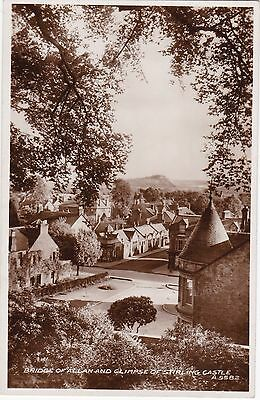 View Over The Town, BRIDGE OF ALLAN, Stirlingshire RP