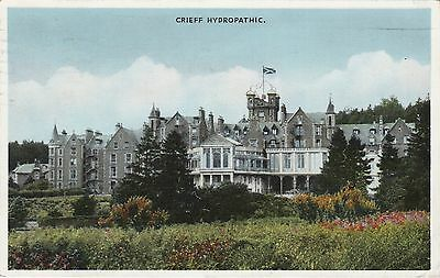 The Hydropathic, CRIEFF, Perthshire