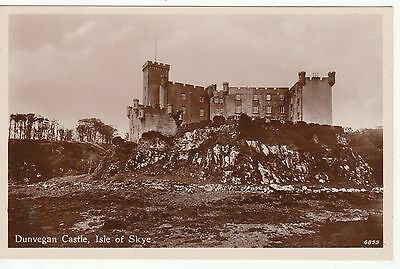 The Castle, DUNVEGAN, Isle Of Skye RP