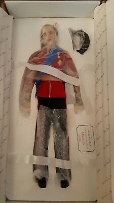 Prince William Collectible Doll by Danbury Mint