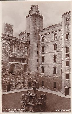 Queen Margaret's Bower, The Palace, LINLITHGOW, West Lothian RP